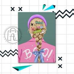 تابلو ام دی اف آرشیدا